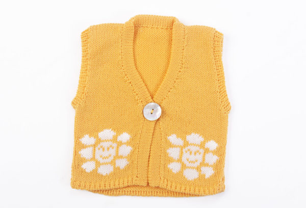 Baby Snug - Sunflower - Saffron