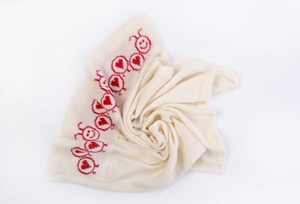 Love Bug Blanket