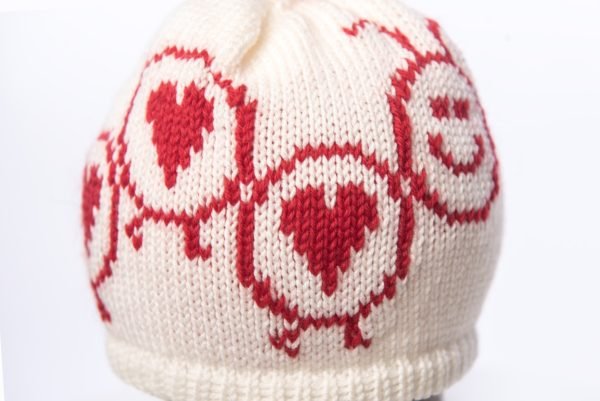 Love Bug Bobble Hat