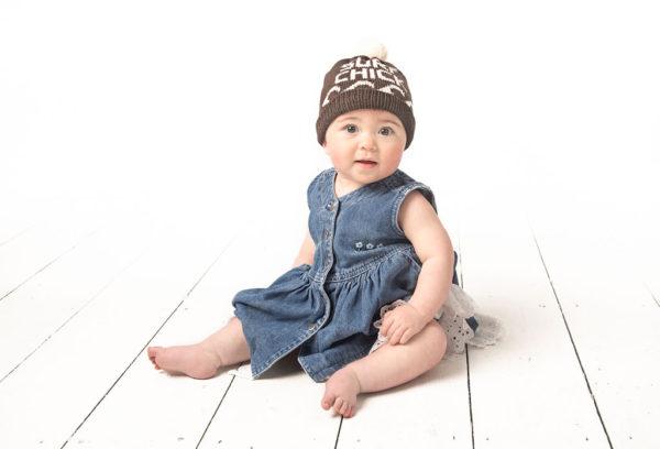 'Surf Chick' Bobble Hat